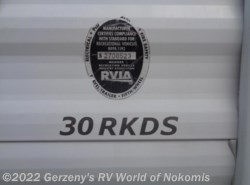 Used 2011  Keystone Hornet  by Keystone from Gerzeny's RV World of Nokomis in Nokomis, FL