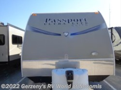Used 2013  Keystone Passport  by Keystone from Gerzeny's RV World of Nokomis in Nokomis, FL