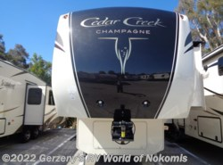 New 2017  Forest River Cedar Creek  by Forest River from Gerzeny's RV World of Nokomis in Nokomis, FL