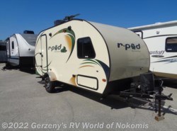 Used 2015  Forest River  R POD by Forest River from Gerzeny's RV World of Nokomis in Nokomis, FL