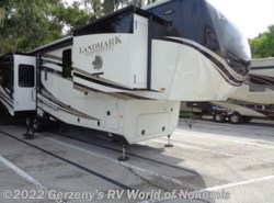 Used 2016  Heartland RV Landmark  by Heartland RV from Gerzeny's RV World of Nokomis in Nokomis, FL