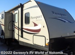 Used 2015  Keystone Passport  by Keystone from Gerzeny's RV World of Nokomis in Nokomis, FL