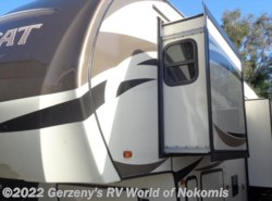 New 2018  Forest River Wildcat 375MC by Forest River from Gerzeny's RV World of Nokomis in Nokomis, FL