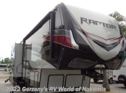 Used 2018 Keystone Raptor 428 SP available in Nokomis, Florida