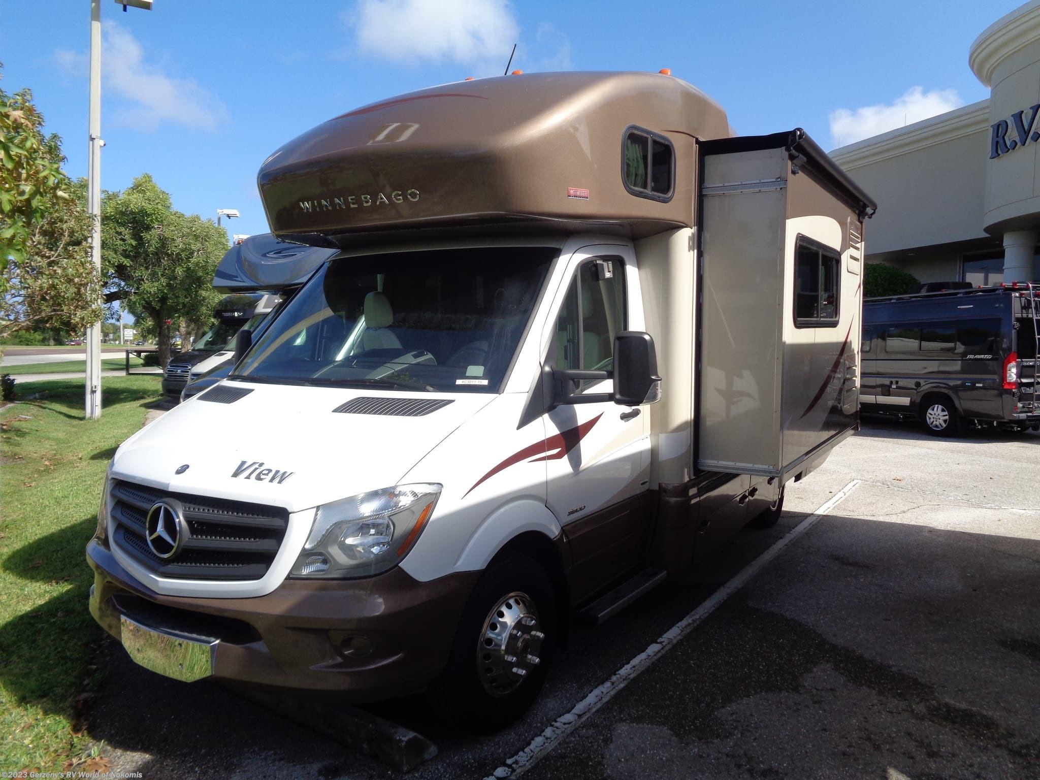 2015 Winnebago RV View 24 J for Sale in Nokomis, FL 34275