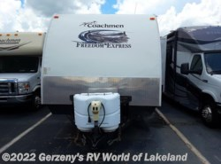 Used 2014  Coachmen Freedom Express Toy Hauler by Coachmen from Gerzeny's RV World of Lakeland in Lakeland, FL