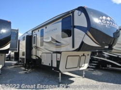 New 2017  Keystone Montana High Country 358BH by Keystone from Great Escapes RV Center in Gassville, AR