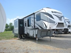 New 2017  Keystone Impact 361 by Keystone from Great Escapes RV Center in Gassville, AR
