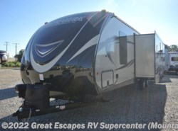 New 2017  Keystone Bullet Premier 34BHPR by Keystone from Great Escapes RV Center in Gassville, AR
