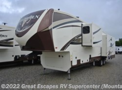 New 2017  Heartland RV Bighorn BH 3875FB by Heartland RV from Great Escapes RV Center in Gassville, AR