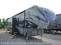 New 2017  Keystone Fuzion 423 - Chrome by Keystone from Great Escapes RV Center in Gassville, AR