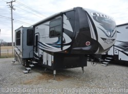 New 2017  Heartland RV Cyclone CY 3513 JM by Heartland RV from Great Escapes RV Center in Gassville, AR