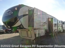 New 2017  Keystone Montana High Country 370BR by Keystone from Great Escapes RV Center in Gassville, AR