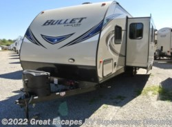 New 2017  Keystone Bullet 287QBS by Keystone from Great Escapes RV Center in Gassville, AR