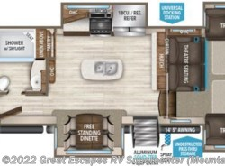 New 2018  Grand Design Solitude 379FLS-R by Grand Design from Great Escapes RV Center in Gassville, AR