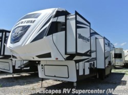 New 2017  Grand Design Momentum M-Class 388M by Grand Design from Great Escapes RV Center in Gassville, AR