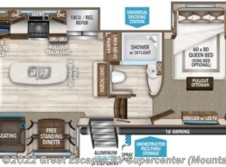 New 2018  Grand Design Solitude 310GK-R by Grand Design from Great Escapes RV Center in Gassville, AR