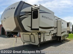 New 2018  Keystone Montana 3791RD by Keystone from Great Escapes RV Center in Gassville, AR