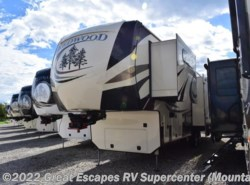 New 2018  CrossRoads  Redwood 3401RL by CrossRoads from Great Escapes RV Center in Gassville, AR