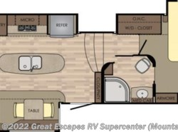New 2018  Redwood Residential Vehicles Redwood 3821RL by Redwood Residential Vehicles from Great Escapes RV Center in Gassville, AR