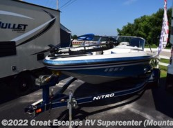 Used 2010  Miscellaneous  Tracker Marine Nitro 180 Sport Boat  by Miscellaneous from Great Escapes RV Center in Gassville, AR