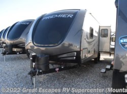 New 2018  Keystone Bullet Premier 24RKPR by Keystone from Great Escapes RV Center in Gassville, AR