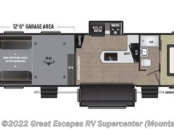 New 2018  Keystone Impact 330 by Keystone from Great Escapes RV Center in Gassville, AR
