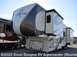 New 2018  Forest River RiverStone 39MO by Forest River from Great Escapes RV Center in Gassville, AR