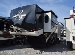New 2018  Forest River Riverstone Legacy 38MB by Forest River from Great Escapes RV Center in Gassville, AR
