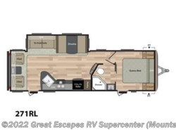 New 2018  Keystone Springdale 271RL by Keystone from Great Escapes RV Center in Gassville, AR