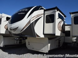 New 2018  Grand Design Solitude 344GK-R by Grand Design from Great Escapes RV Center in Gassville, AR