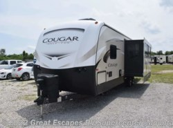 New 2019  Keystone Cougar Half-Ton 29BHS by Keystone from Great Escapes RV Supercenter in Gassville, AR