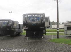 New 2017  Heartland RV Cyclone CY 4200 by Heartland RV from Safford RV in Thornburg, VA