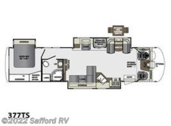 New 2017  Forest River Georgetown XL 377TS by Forest River from Safford RV in Thornburg, VA
