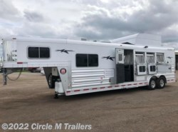 2022 Platinum Coach Outlaw 4 horse 10' SW Outlaw Conversions