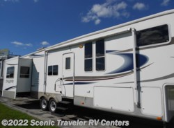 Used 2007  Keystone Challenger 34SBH by Keystone from Scenic Traveler RV Centers in Slinger, WI