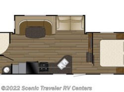 New 2017  Heartland RV Trail Runner TR 29 MSB by Heartland RV from Scenic Traveler RV Centers in Slinger, WI