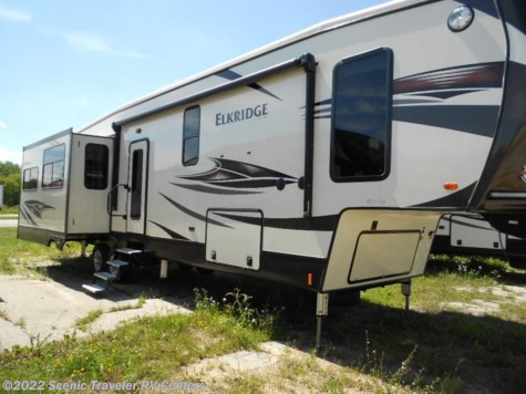 2018 Heartland RV ElkRidge ER 39 MBHS