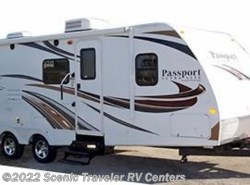 Used 2012  Keystone Passport Ultra Lite Grand Touring 2510RB by Keystone from Scenic Traveler RV Centers in Slinger, WI