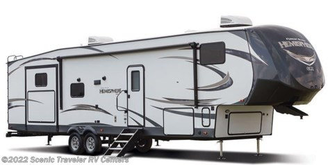 2018 Forest River Salem Hemisphere GLX 337BAR