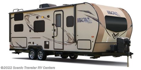 2019 Forest River Flagstaff Micro Lite 25BRDS