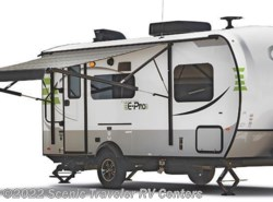 New 2018  Forest River Flagstaff E-Pro E19FBS by Forest River from Scenic Traveler RV Centers in Slinger, WI