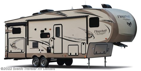 2019 Forest River Flagstaff Super Lite/Classic 8528IKWS