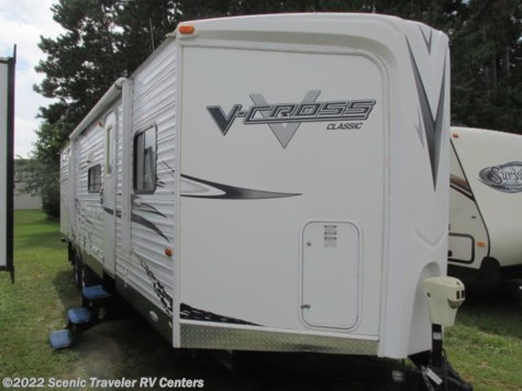 2012 Forest River V-Cross Classic 30VCBHS