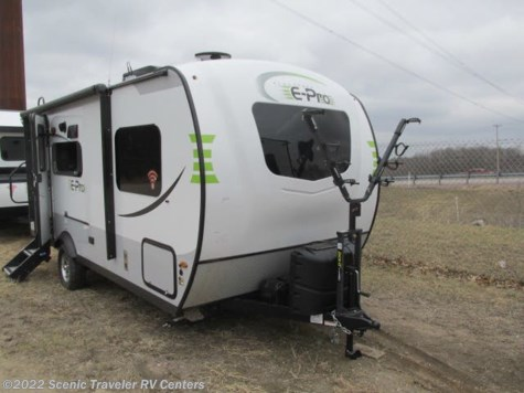 2019 Forest River Flagstaff E-Pro 19 FBS