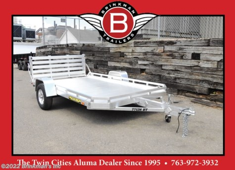 2020 Aluma 7712HBT With BiFold Ramp