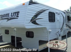 New 2018  Travel Lite Truck Campers 770R Super Lite by Travel Lite from Shady Maple RV in East Earl, PA