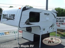 New 2018  Travel Lite  Truck Camper 625 Super Lite by Travel Lite from Shady Maple RV in East Earl, PA