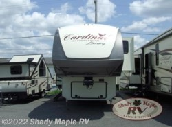 New 2019 Forest River Cardinal Luxury 3350RLX available in East Earl, Pennsylvania