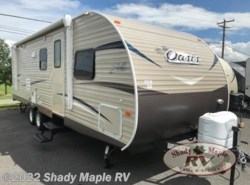 New 2019 Shasta Oasis 26DB available in East Earl, Pennsylvania